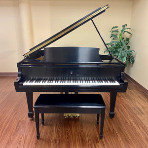 "Steinway & Sons Model S (5'1"")-SOLD"