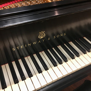 "Steinway & Sons Model B (6'10.5"")-SOLD"