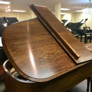"Steinway & Sons Model L Restored and Refinished (5'10.5"")"