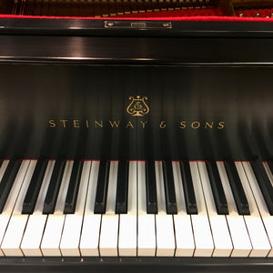 "Steinway & Sons Model M (5'7"") Restored and Refinished-SOLD"