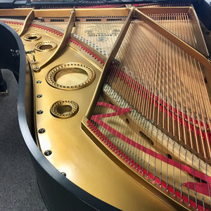 "C. Bechstein B (6'8"") Rebuilt and Restored"