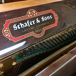 "Schafer & Sons WG3 (42.5"")"