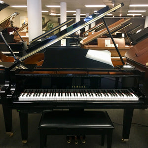 "Yamaha GC-1 (5'3"") w/Disklavier Player"
