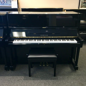 The Shipment of Certified Pre-Owned Yamaha & Kawai Uprights (U1, U3, UX)