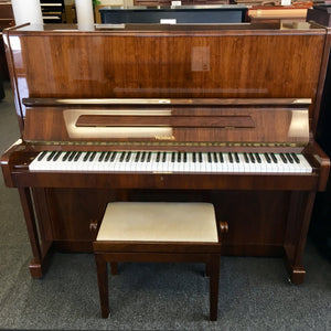 "Weinbach Upright by Petrof (49"")-SOLD"