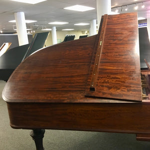 "Steinway & Sons Model B Restored and Refinished (6'10.5"")"