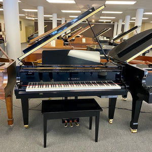 Kawai GM-10 w/PianoDisc Player (5')-SOLD