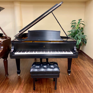 "Steinway & Sons Model L Restored and Refinished (5'10.5"")-SOLD"
