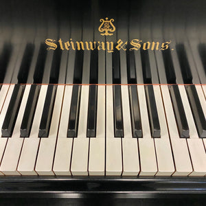 "Steinway & Sons Model M Restored and Refinished (5'7"")-SOLD"
