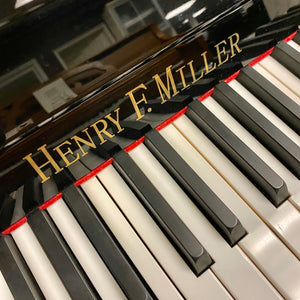 Henry Miller Console Piano (42.5'')