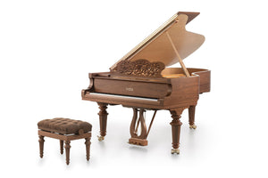 Fazioli Walnut Strauss