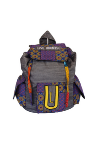 Denim Patchwork Kids bag