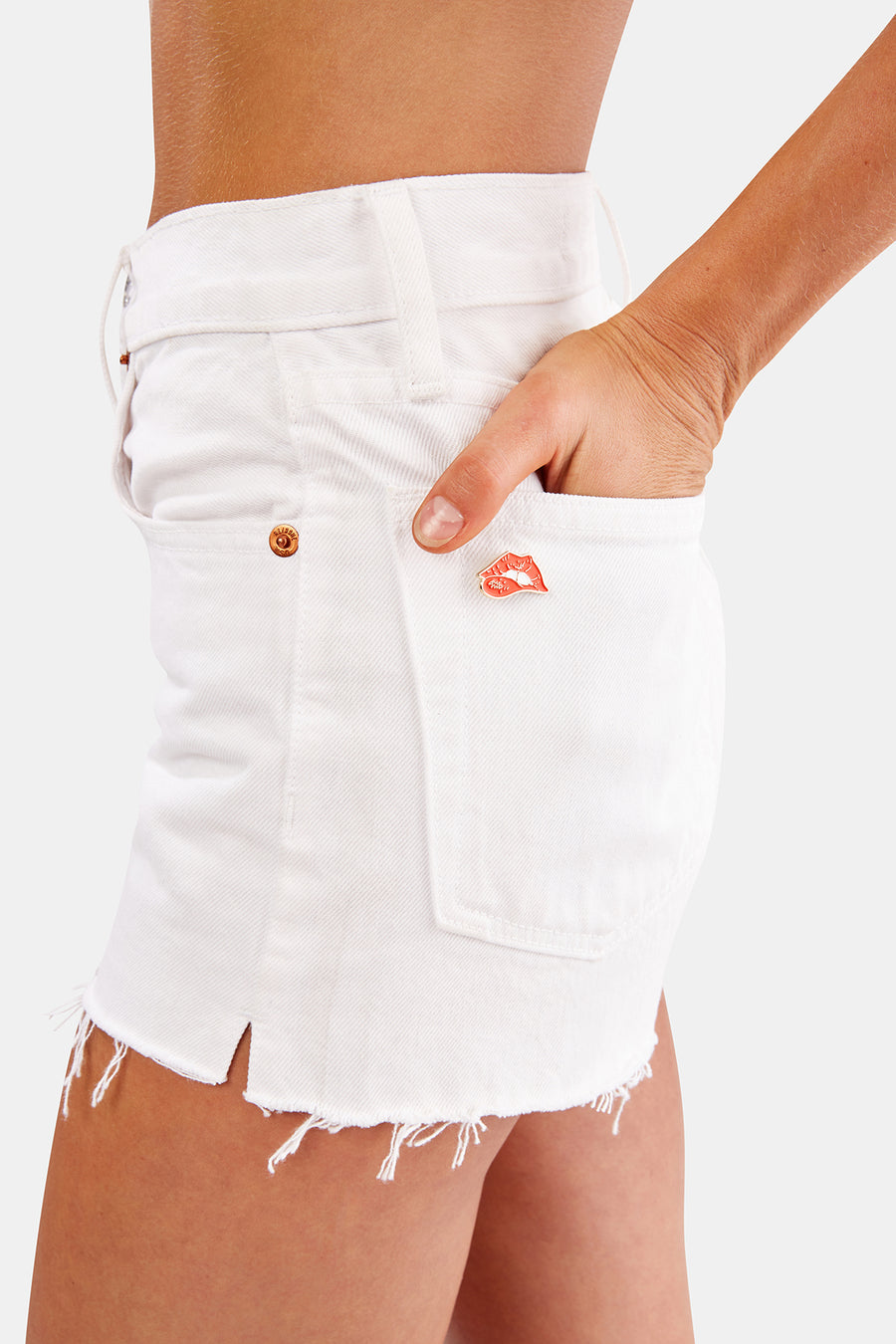 e4e2d9af957 The Hollywood High Waisted Short - Solid & Striped. final sale