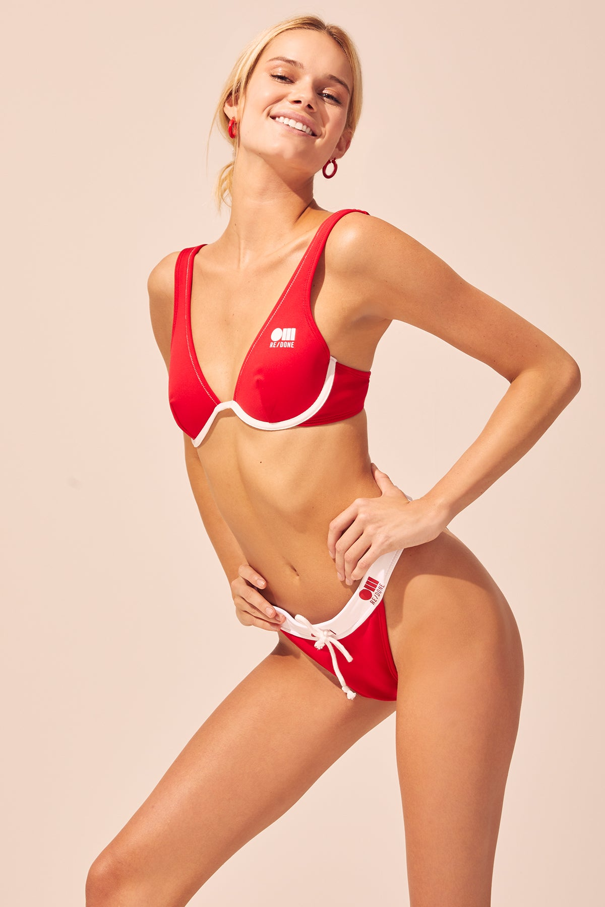 The Montauk Underwire Bikini