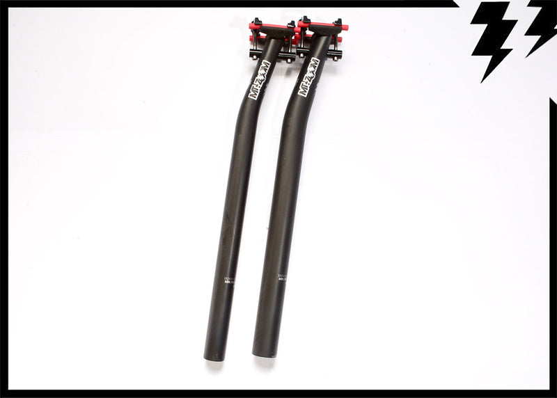ULTRALIGHT 25mm LAYBACK CARBON SEATPOSTS