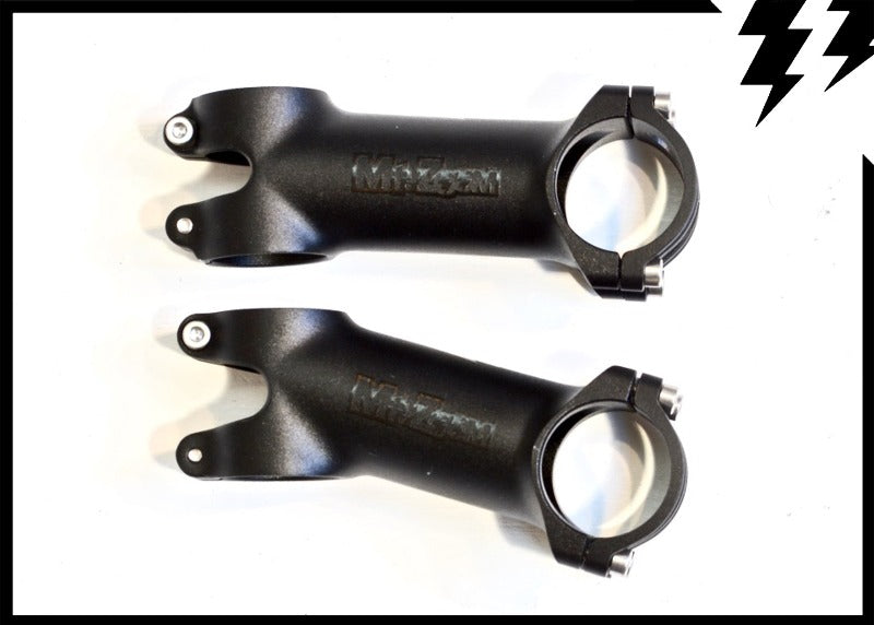 ULTRALIGHT STEMS, 6 & 17 DEGREE FOR ROAD & MTB, fr. 79g