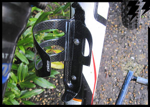 DUAL SIDED / SIDE PULL CARBON CAGE