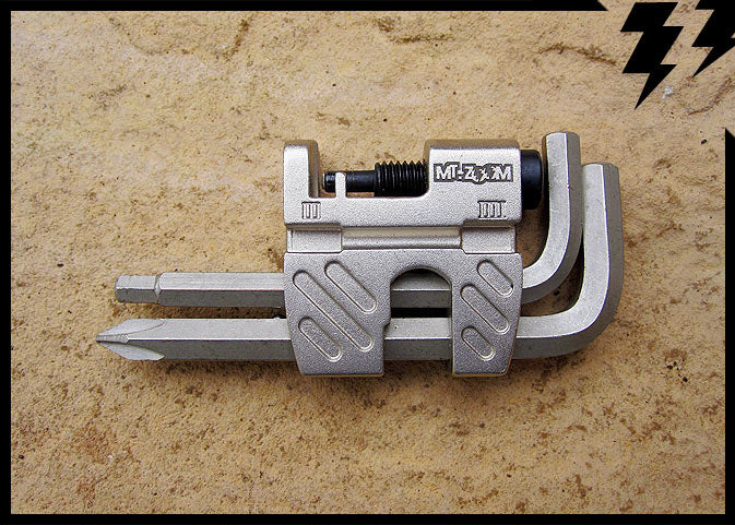 HANDY MULTITOOL - compact / 12 functions