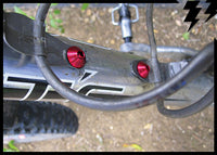 SHROOM BOTTLE CAGE BOLTS