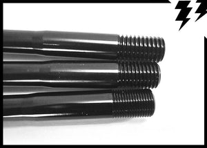 SCOTT/SANTA CRUZ STYLE REAR THRU AXLE 12mm x 142mm(axle) x 1.0mm. L 167.5mm 39G