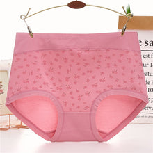Load image into Gallery viewer, Pack of Full Coverage Ladies Mid Waist Briefs Panties