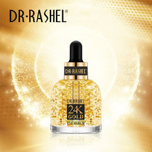Load image into Gallery viewer, Dr rashel 24k Gold Radiance & Anti Aging Eye Serum