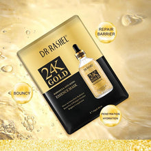 Load image into Gallery viewer, 24k Gold Radiance & Anti Aging Essence Mask