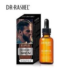Load image into Gallery viewer, Dr Rashel Beard Oil Argan Oil + Vitamin E