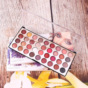 Miss Rose 36 Shades 3D Eyeshadow Palette