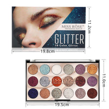 Load image into Gallery viewer, Miss Rose 3 Color Eyebrow Powder and Cream