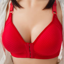 Load image into Gallery viewer, Women's Full Figure Front Close Support Bra