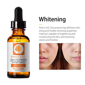 OZnaturals Vitamin C Best Facial Anti Aging & Whitening serum