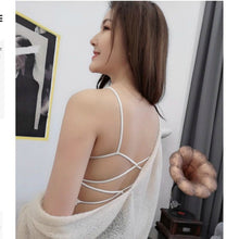 Load image into Gallery viewer, Wome Lace Detachable Pads Bralette