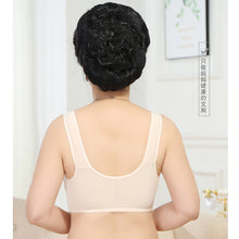 Load image into Gallery viewer, Wirefree Non Padded Front Hooks Nursing Bra