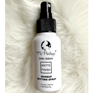 Tv Parlour Matte Finish Makeup Setting Spray