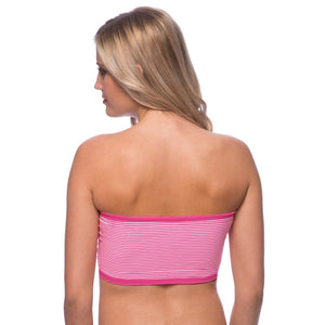 Pack of 3 Bandeau Bra Removable pads For Summers