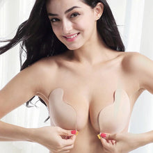 Load image into Gallery viewer, Silicone Adhesive Wire Free Magic Invisible Bra
