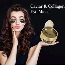 Load image into Gallery viewer, Caviar and Collagen Eye mask