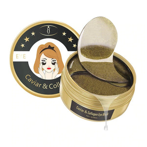 Caviar and Collagen Eye mask