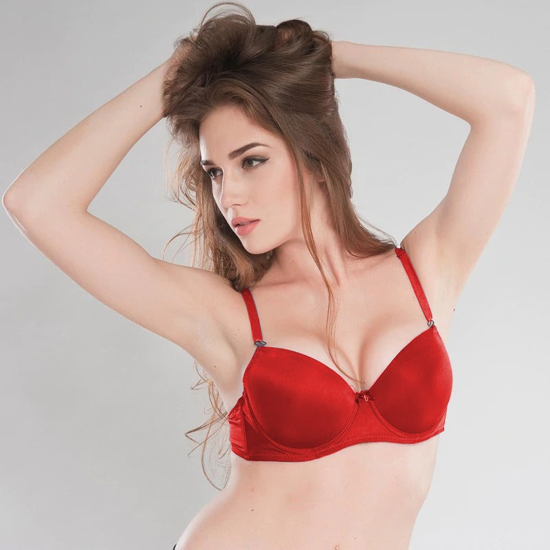 Women's Perfectly Fit Double Padded Push-Up Bra