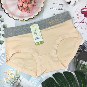 Packs of  Women's Underwear Cotton Breathable Comfortable Panties