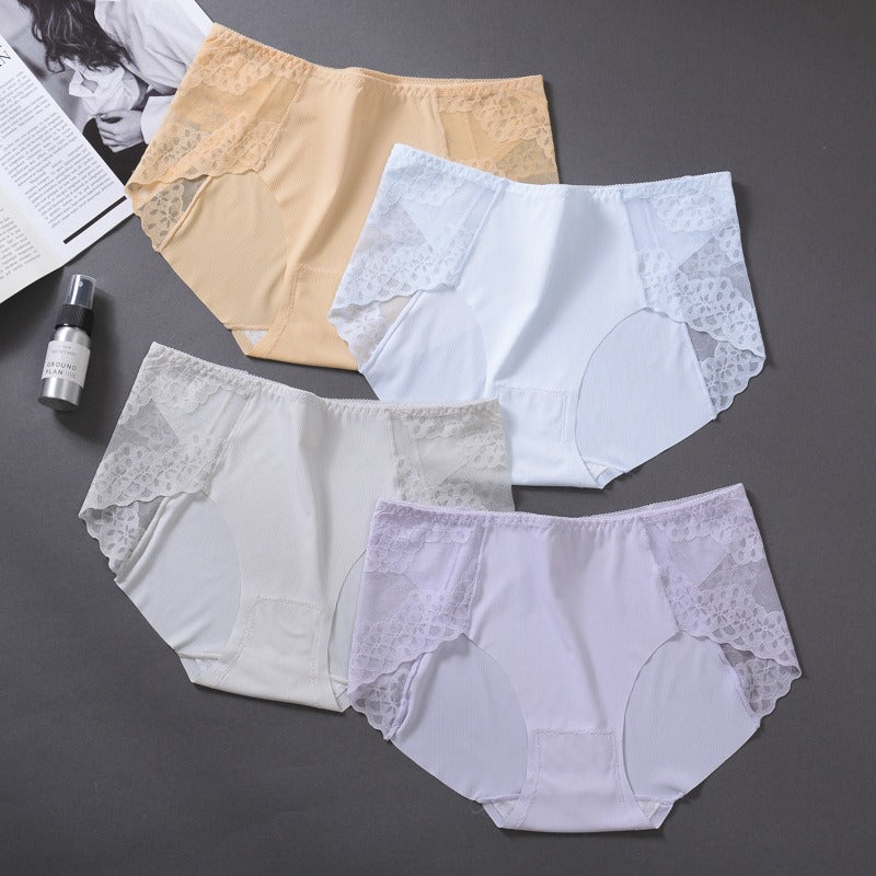 Pack of Lace Soft Underwear for Women