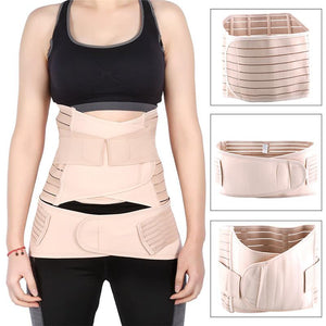 3 in 1 Postpartum Recovery Belt Slimming Girdle
