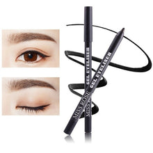 Load image into Gallery viewer, Miss Rose Gel EyeLiner Pencil Waterproof Long lasting Natural Quick Dry Black