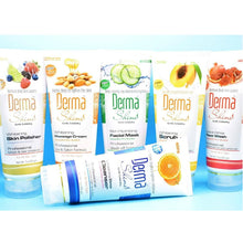 Load image into Gallery viewer, Pack of 6 Derma Shine Fruit Facial Kit