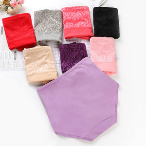 Pack of Tummy Control Underwear No Muffin Top Panties
