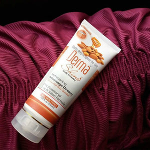 Derma Shine Honey & Almond Massage Cream-200g