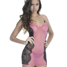 Load image into Gallery viewer, Women's Sexy Lingerie See Through Mesh Babydoll Lingerie