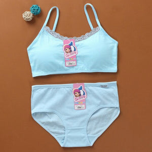 Training Bra,Teenage bra Panty,Kids Bra Panty