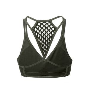 6ixty8ight Seamless T-Shirt High Support Sports Bra